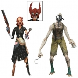 Figurky Ladysmith And Crawler 2-pack - Bioshock 2 - Neca