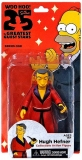 Figurka Hugh Hefner - The Simpsons 25th Anniversary Action Figure Series 1 Neca