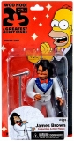 Figurka James Brown - The Simpsons 25th Anniversary Action Figure Series 1 Neca