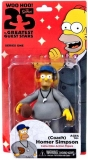 Figurka Coach Homer Simpson - The Simpsons - Greatest Guest Stars - Neca