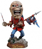 Figurka Eddie The Trooper - Iron Maiden Head Knocker Bobble-Head