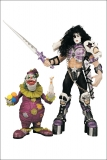 Figurka PAUL STANLEY WITH THE JESTER - KISS SERIES 2 - PSYCHO CIRCUS McFarlane