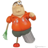 Figurka Bionic Peter Griffin - Family Guy Figure Series 7