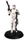 Soška White Clone Trooper - Star Wars Deluxe Statue 1/6 - Gentle Giant