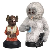 Bysta Kabe & Muftak - Star Wars 2-Pack - Gentle Giant