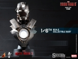 Bysta Iron Man Mark XXIV Tank - Iron Man 3 Bust 1/6 - Hot Toys