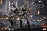Figurky Chitauri Commander & Footsoldier - The Avengers Movie 1/6 - Hot Toys