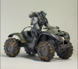 Figurka Mongoose with ODST Jetpack Trooper - Halo Reach Exodus - McFarlane