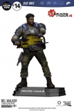 Figurka Delmont 'Del' Walker - Gears of War 4 Color Tops Action Figure