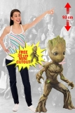 Kartonová postava Teen Groot - Guardians of the Galaxy Lifesize Cardboard Cutout