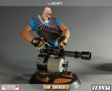Soška The Blu Heavy - Team Fortress 2 Exclusive Statue