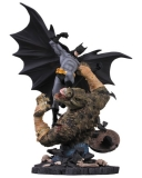 Soška Batman vs. Killer Croc 2nd Edition - DC Comics Statue
