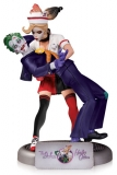 Soška The Joker & Harley Quinn 2nd Edition - DC Comics Bombshells Statue