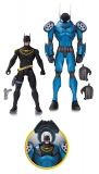 Figurky Batman by Greg Capullo - DC Comics Designer Action Figure 2-Pack
