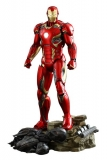 Figurka Iron Man Mark XLV - Avengers Age of Ultron MMS Diecast Action Figure 1/6