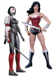Figurky Wonder Woman vs. Katana - The New 52 Action Figure 2-Pack