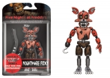 Figurka Nightmare Foxy - Five Nights at Freddy's Action Figure