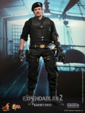 Figurka Barney Ross - The Expendables 2 - Postradatelní - 1/6 - Hot Toys