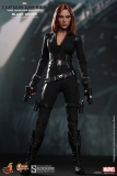 Figurka Black Widow - Captain America The Winter Soldier Movie 1/6 - Hot Toys