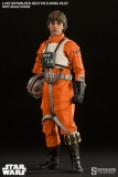 Figurka Luke Skywalker Red Five X-wing Pilot - Star Wars Action Figure 1/6