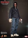 Figurka Tony Stark (The Mechanic) - Iron Man 3 Movie Figure 1/6 - Hot Toys