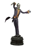 Soška The Joker - Batman Arkham Asylum Premium Format Figure 1/4