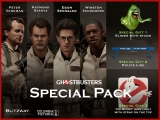 Sada figurek Ghostbusters Action Figures 1/6 Special Pack