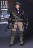 Figurka Captain America - First Avenger Movie Action Figure 1/6 - Hot Toys