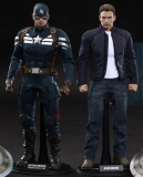 Figurka Captain America & Steve Rogers - Movie Masterpiece Figure 2-Pack 1/6
