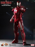 Figurka Iron Man Mark XXXIII Silver Centurion - Iron Man 3 Figure 1/6 - Hot Toys