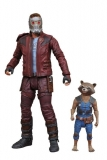Figurka Star-Lord with Rocket - Guardians of the Galaxy 2 Action Figure