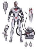 Figurka Cyborg - DC Comics Icons Deluxe Action Figure