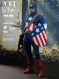 Figurka Star Spangled Man - Captain America Movie Action Figure 1/6 - Hot Toys
