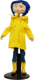 Figurka Coraline Bendy Doll Raincoats & Boots