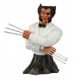 Bysta Wolverine - Patch Mini Bust - Diamond Select