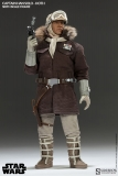 Figurka Captain Han Solo Hoth - Star Wars Action Figure 1/6 - Sideshow