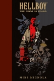 Kniha Hellboy - Art Book Hellboy - The First 20 Years