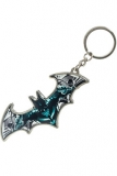 Přívěsek - Batman Arkham Knight Metal Key Ring Logo