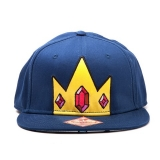 Čepice Adventure Time Jerry Snap Back Baseball Cap Ice King Crown