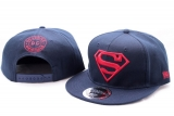 Čepice Superman Adjustable Cap Red Logo