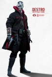 Figurka Destro - G.I. Joe Action Figure 1/6 - Sideshow