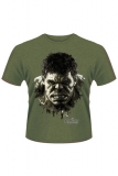 Tričko Avengers - Age Of Ultron T-Shirt Hulk Face