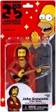 John Entwistle - The Who - The Simpsons - Greatest Guest Stars - Series 2 - Neca