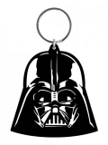 Přívěsek Star Wars - Rubber Keychain Darth Vader