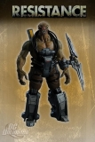 Ravager - Resistance 2 Action Figure
