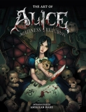 Kniha Alice Madness Returns - Art Book The Art of Alice Madness returns