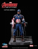 Soška Captain America - Avengers Age of Ultron Action Hero Vignette 1/9