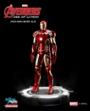 Soška Iron Man Mark XLIII - Avengers Age of Ultron Action Hero Vignette 1/9