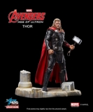Soška Thor - Avengers Age of Ultron Action Hero Vignette 1/9