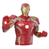 Pokladnička Iron Man - Avengers Age of Ultron Coin Bank - 20 cm